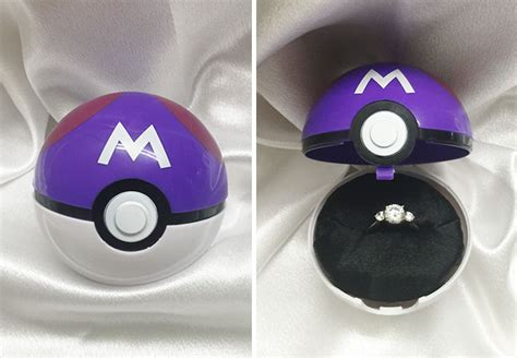20 geeky engagement rings and boxes no geeky can