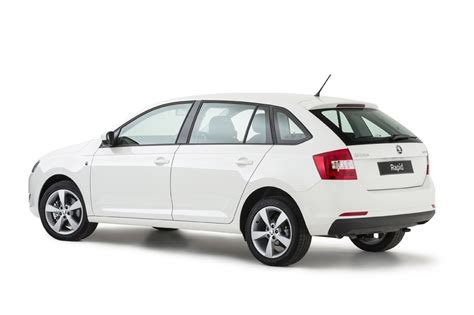skoda rapid 2014 specifications 2014 skoda rapid spaceback pricing and specifications