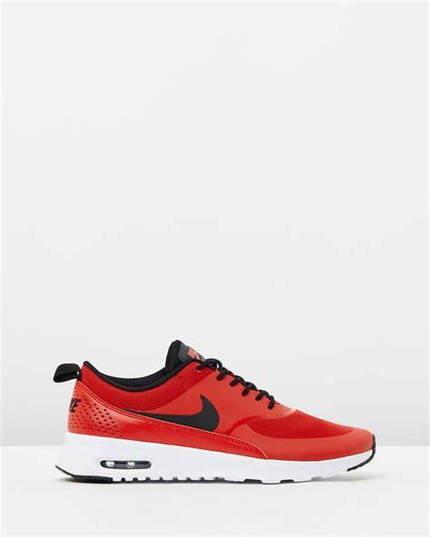 Nike Air Max Weiß by Nike S Air Max Thea Sneaker Store