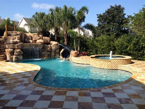 designer pools custom pools windermere pool builder in orlando lake nona