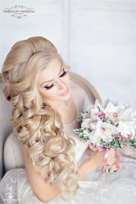10 glamorous wedding hairstyles you ll the