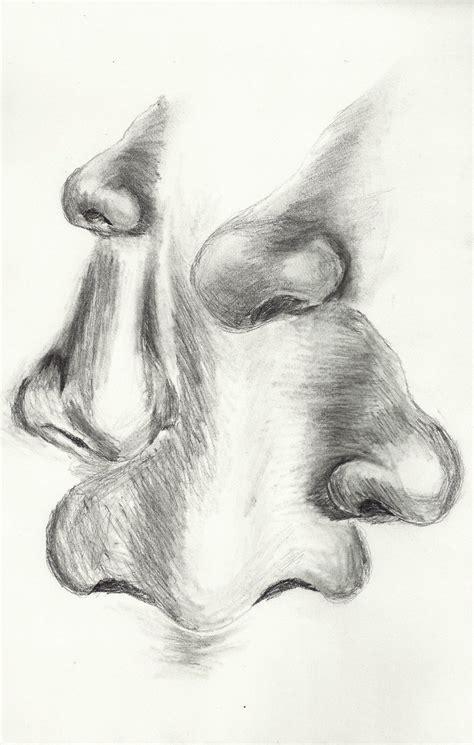Sketches Nose by Nose Sketches By Magicalmayhem7 On Deviantart