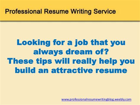 professional resume writing tips 12 professional resume writing tips