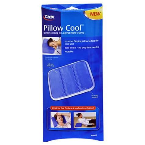 Carex Pillow Cool by Carex Pillow Cool Union Pharmacy Miami