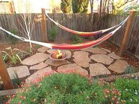 the 25 best backyard hammock ideas on