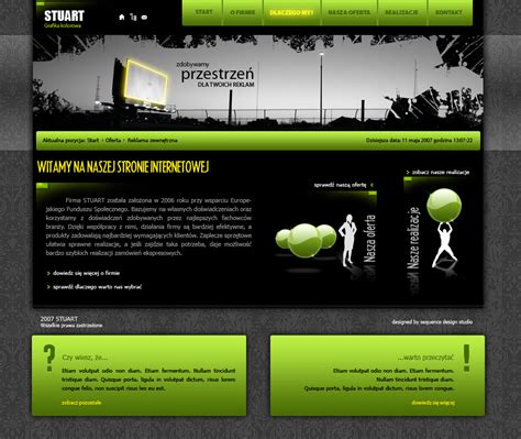 web layout video website layout 30 by tehacesequence on deviantart