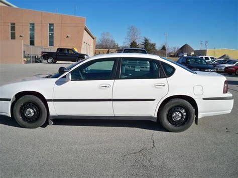 buy   chevrolet impala police package  urbana