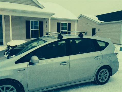 Prius V Roof Rack Thule by For Sale Prius V Lowercase V For The Prius V Wagon