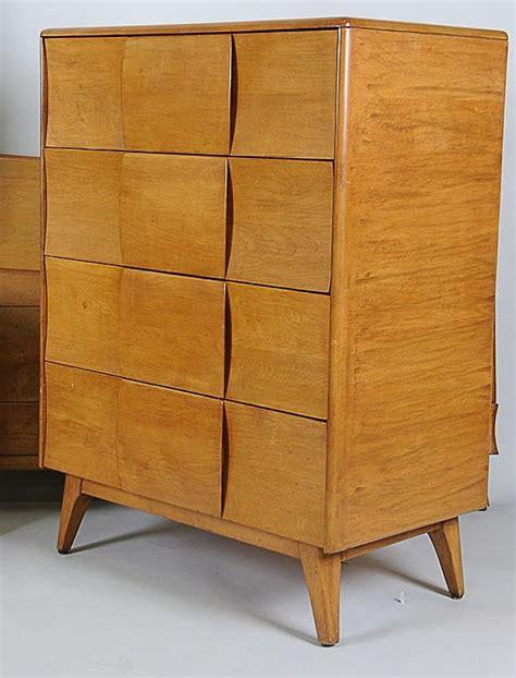 Heywood Wakefield Bedroom Furniture Heywood Wakefield Kohinoor 4 Pc Bedroom Set