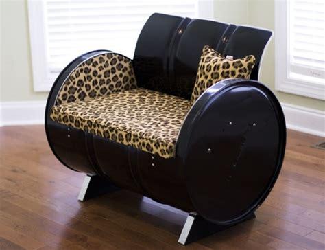 Sofa Dari Drum Bekas steel drum furniture