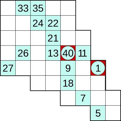 Printable Hidato Puzzle   hidato wikipedia