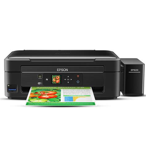 Printer Epson Scan Copy printer epson l455 print scan copy elevenia