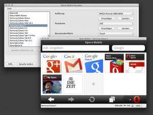 mobile browser emulator opera mini simulator best web design tools