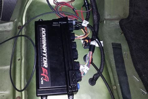 holley dominator efi system wiring diagram holley dis