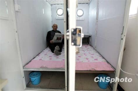 wohnung in china huang rixin und das wohnen in der kapsel