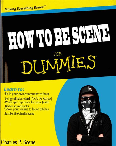 how to a for dummies how to be for dummies by wyldfire7 on deviantart