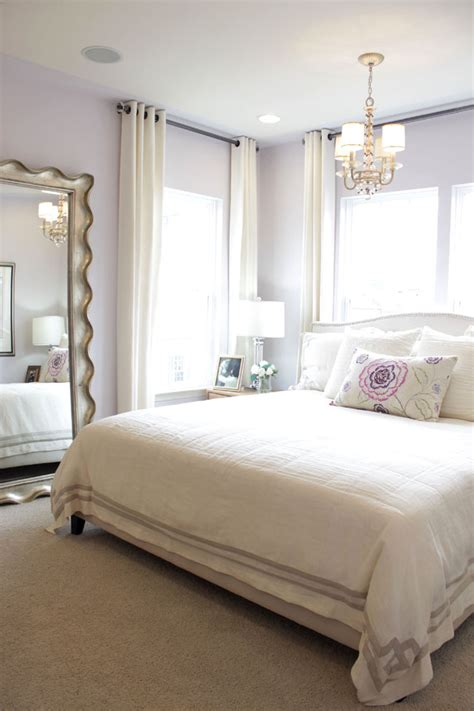 light purple bedroom 10 easy and economical ways to decorate your home