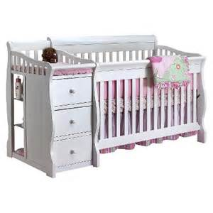 sorelle tuscany crib and changer white target