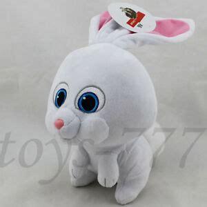 secret life  pets snowball rabbit character