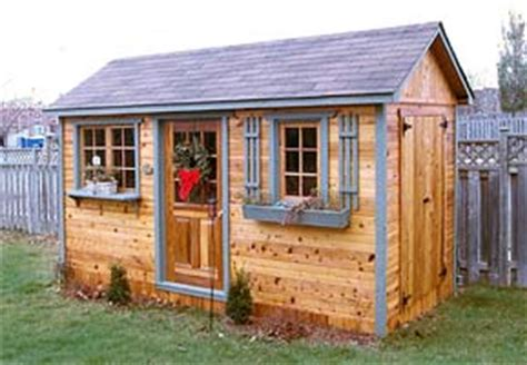 Cabana Shed Kits by Shed Plans And Kits From Cabana
