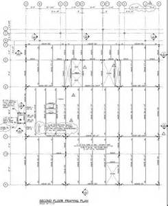 steel floor framing plan structuralsystem ae390final