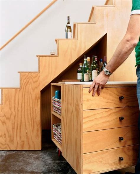 stairs storage ideas 30 stair shelves and storage space ideas freshome