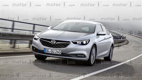 opel insignia grand sport 2017 we imagine the sharper 2017 opel insignia grand sport