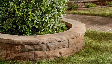 Planning For A Block Retaining Wall Landscape Wall Blocks