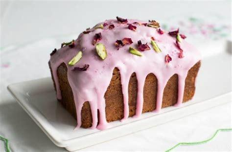 Simple Decoration Ideas Rosewater Drizzle Cake Recipe Goodtoknow