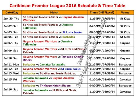 epl table and fix learn new things caribbean premier league 2016 schedule