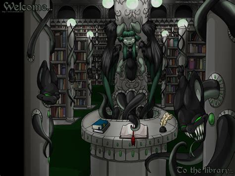 scary librarian tv tropes