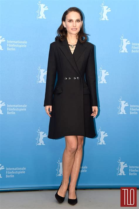 Natalie Portman Is Fashionable by Style Natalie Portman In And Lanvin