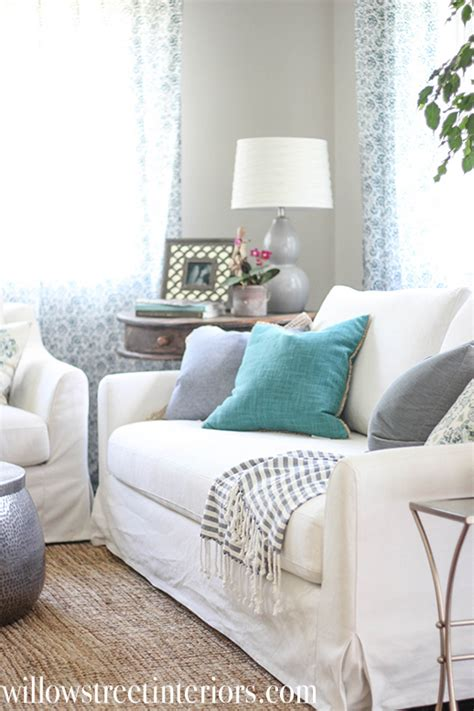 Ikea Farlov Slipcovered Sofa Review And Washing Tips