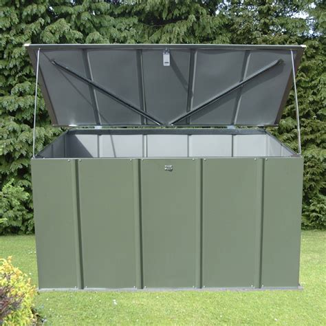 Low Shed by Low Pent Metal Shed Steel Storage Buildings Coated