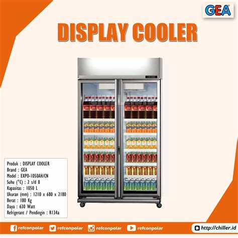 Showcase Gea Expo 1500ah jual expo 1050ah cn display cooler gea harga murah di