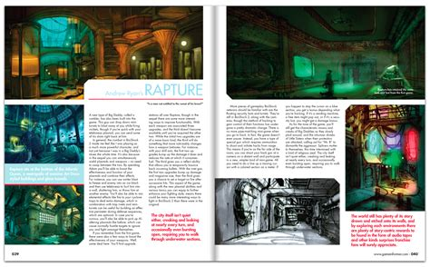 game magazine layout magazines other print by kevin patterson at coroflot com