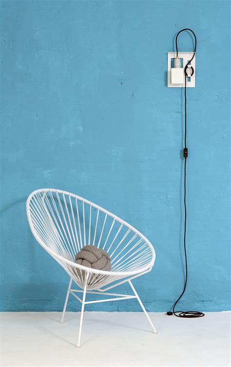 Bas Habsyi 16in 1 fauteuil bas acapulco blanc pi 232 tement blanc ok design pour sentou edition