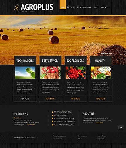 theme wordpress agriculture 30 best farming agriculture wordpress themes 2017