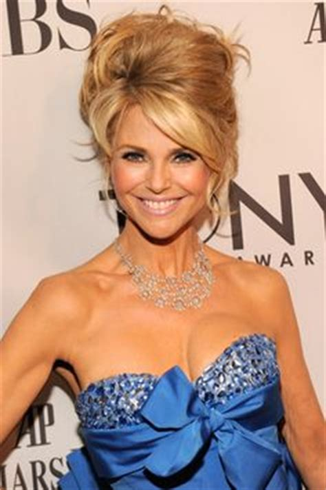 please help 60 year female hairstyles 1000 images about christie brinkley on pinterest