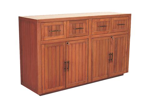 teak outdoor buffet cabinet fong brothers co fb 2096 b 7 cabinet