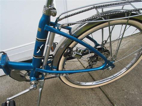 peugeot folding bike for sale peugeot nouveau vintage folding 5 speed bike bicycle