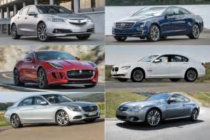 Luxury Cars Most Fuel Efficient Luxury Cars Real Mpg