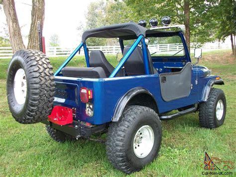 Jeep Cj7 Frame For Sale 1983 Jeep Cj7 4x4 Custom Build Frame Restoration