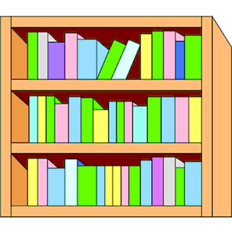 bookcase clipart cliparts of bookcase free wmf