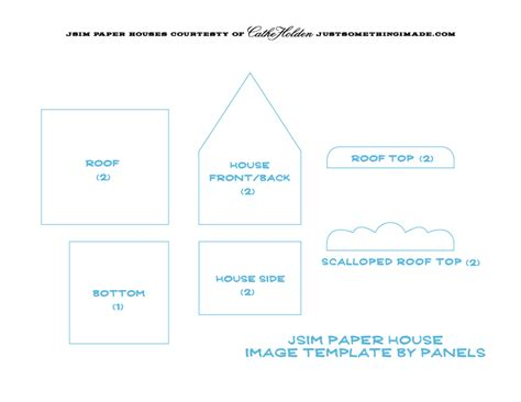 Card Stock House Templates by 27 Images Of Cardstock House Template Linkcabin