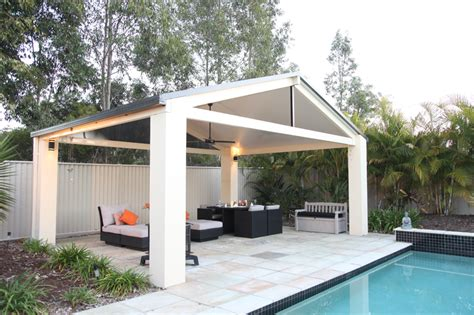 Patio Roof Design Solarspan 174 Patios And Pergolas Design Ideas Builders And Products Patio Pergola Ideas