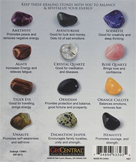 image gallery healing stones