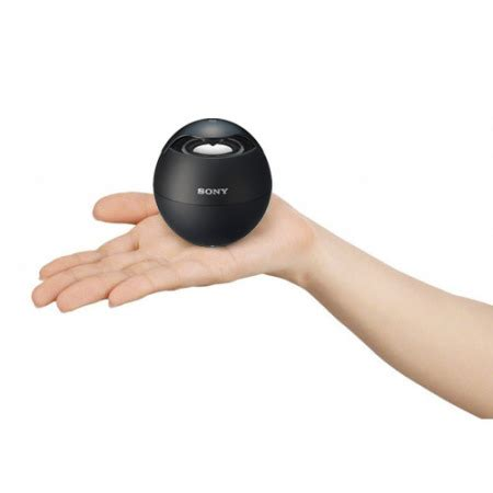 Speaker Bluetooth Sony Srs Btv5 sony wireless bluetooth nfc speaker phone srs btv5 black reviews mobilezap australia
