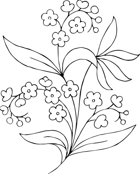 best flower clipart black and white 13576 clipartion best flower clipart black and white 13580 clipartion