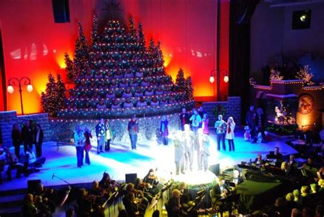 the singing christmas tree i believe production makes